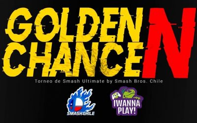 Golden Chance N – Torneo Super Smash Bros Ultimate