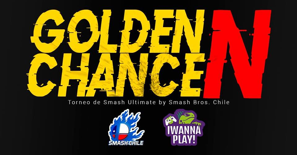 Golden Chance N – Torneo Super Smash Bros Ultimate